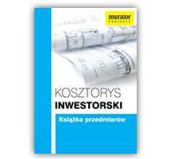 Kosztorys inwestorski - PROMOCYJNA CENA